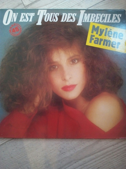 mylene farmer on est tous des imbeciles - Annonce gratuite marche.fr