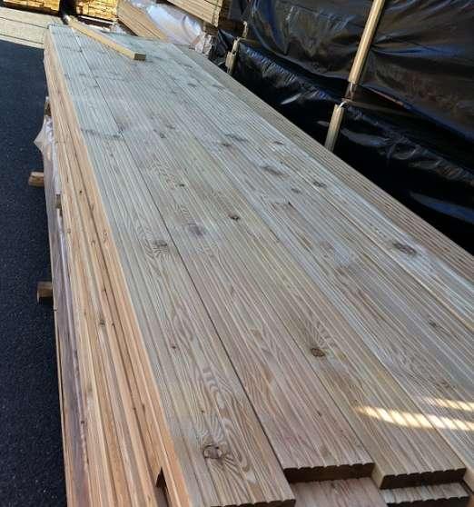 lame de terrasse en meleze de siberie mat riaux de construction bois planchers cadres st. Black Bedroom Furniture Sets. Home Design Ideas