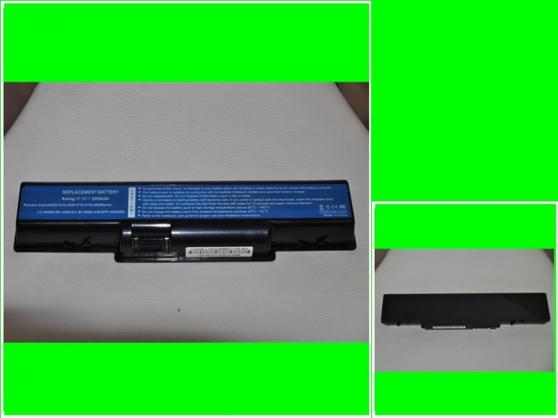 Petite Annonce : Batterie acer aspire 5542g as10a31 - Vend Batterie pour Acer Aspire 5542G d\'occasion en TBE de marche,