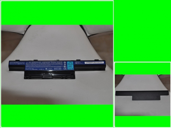 Petite Annonce : Batterie acer aspire 7741g as10d31 - Vend Batterie pour Acer Aspire 7741G neuve en TBE de marche, testée
