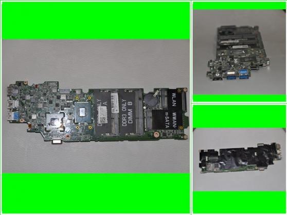 Petite Annonce : Carte mère dell vostro 3360 - Vend Carte mère pour Dell Vostro 3360 Intel Celeron 1017U pour pièces