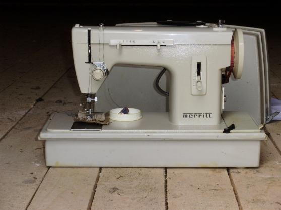 machine à coudre électrique merritt 157 - Annonce gratuite marche.fr