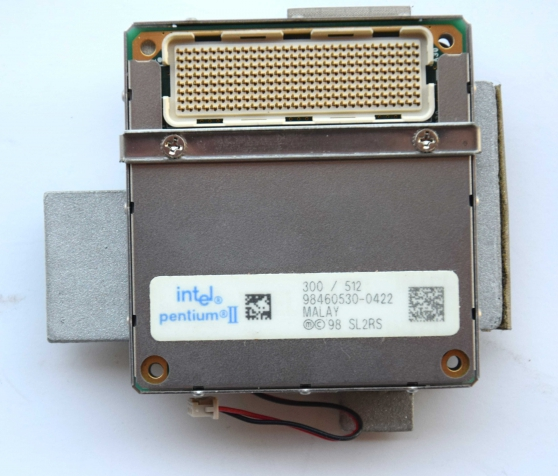 Annonce occasion, vente ou achat 'Processeur Intel Mobile pentium II 300 5'