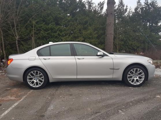 BMW Série 7 730D 245 ch