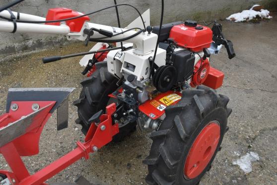 Motoculteur ISEKI SA 373