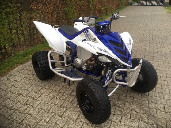 Annonce occasion, vente ou achat 'Yamaha Quad YFM700R'