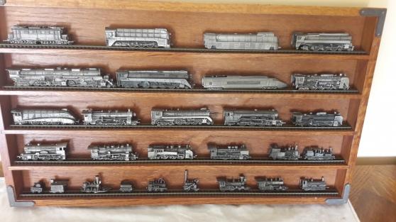 miniature locomotives - Annonce gratuite marche.fr