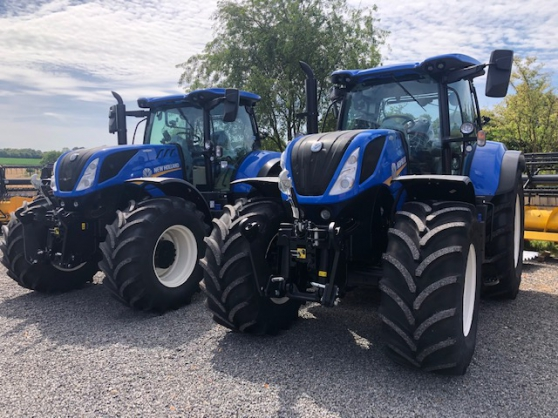 Annonce occasion, vente ou achat '2 x 2019 New Holland T7.230 AC'