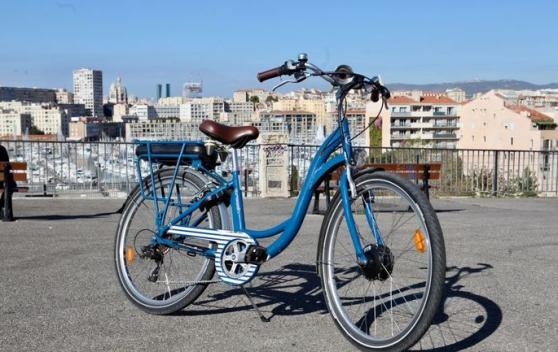 Vélo électrique ARCADE E-Colors noirmout