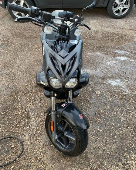 Yamaha slider/stunt