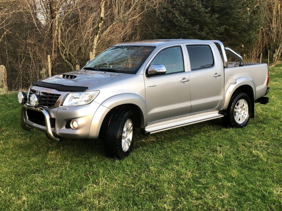 Toyota HILUX 3.0-171 D 4WD 171 ch