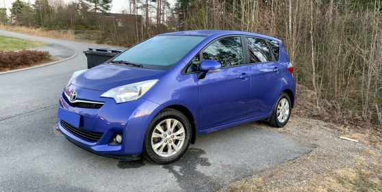 Annonce occasion, vente ou achat 'Toyota Verso-s 90 D-4D ACTIVE'