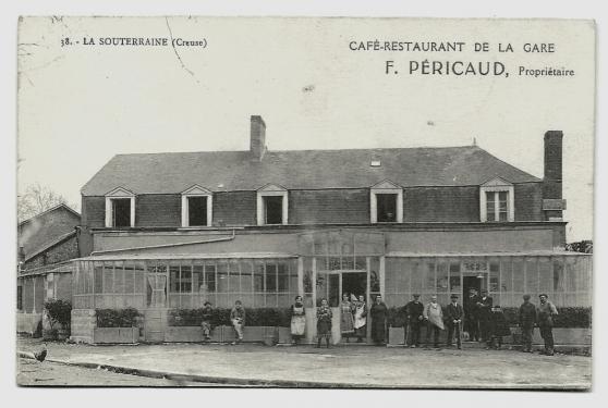 LA SOUTERRAINE (23) - CAFE - RESTAURANT
