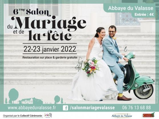 Annonce occasion, vente ou achat '6ème Salon du Mariage et de la Fête'