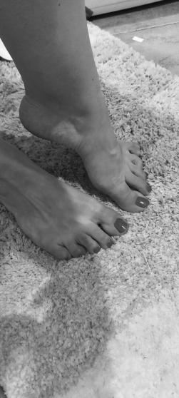 Jolis pieds vernis