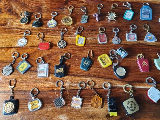 Annonce occasion, vente ou achat 'porte clés anciens'