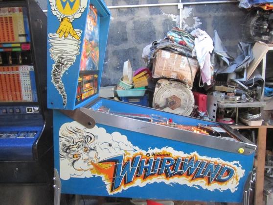 Annonce occasion, vente ou achat 'Flipper électronique Williams'