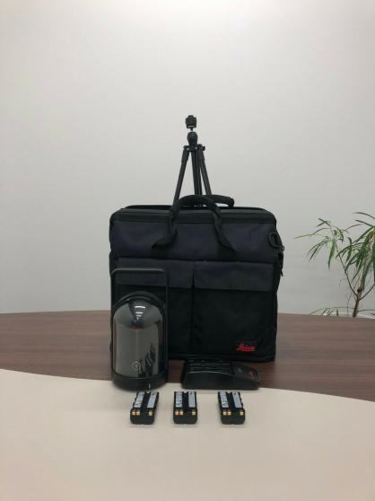 Leica BLK360 3D Imaging Laser Scanner