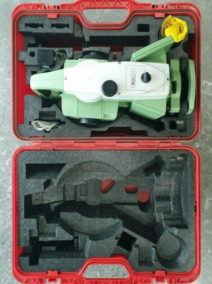 "Leica TS15 Motorised 5"" R400 Total"