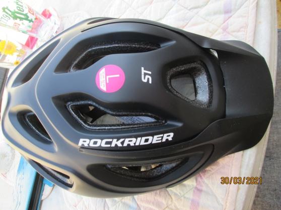Casque VTT ROCKRIDER ST / Taille L Neuf