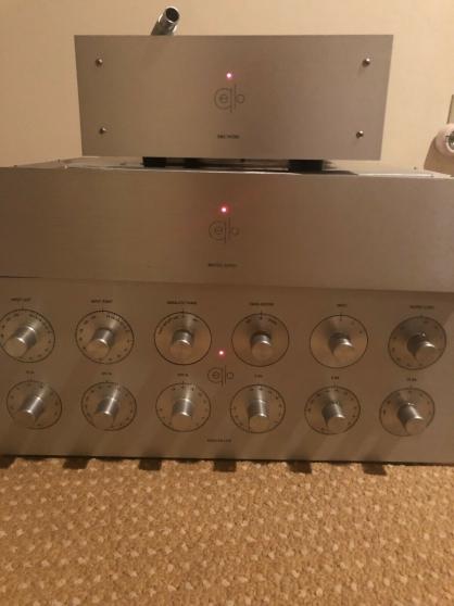 Annonce occasion, vente ou achat 'Cello Audio Palette, Master Power Supply'