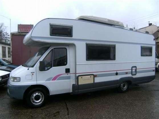 Annonce occasion, vente ou achat 'Camping-car Bürstner a vendre'
