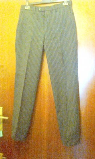 Pantalon celui business bleu foncé T. L
