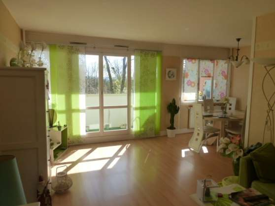 Appartement F5 - 82m2 - 3 Chambres