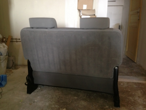 banquette 7 places caddy wolkswagen