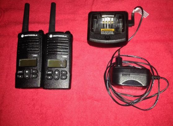 Deux Motorola XTNID Talkie-Walkie