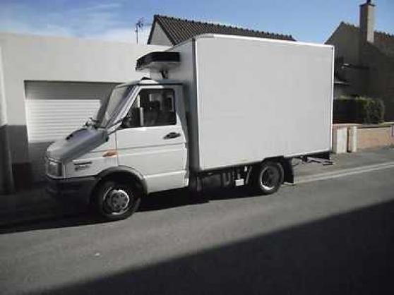 camion iveco frigorifique diesel auto iveco granville reference aut ive cam petite annonce. Black Bedroom Furniture Sets. Home Design Ideas