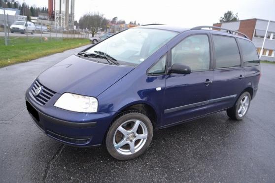 Volkswagen Sharan 1.9.TDI
