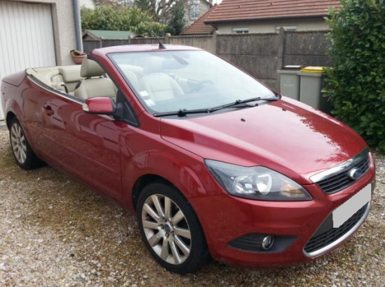 Ford Focus ii (2) coupe cabriolet 2.0 td - Photo 1