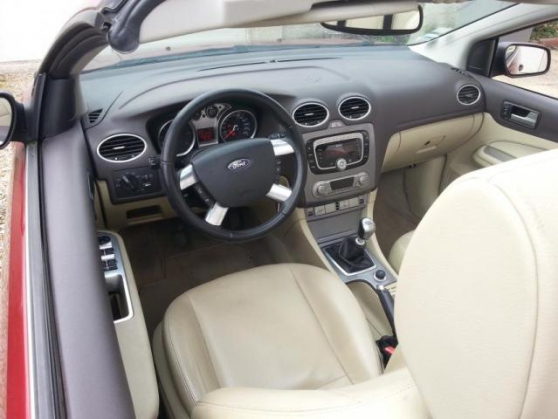 Ford Focus ii (2) coupe cabriolet 2.0 td - Photo 3