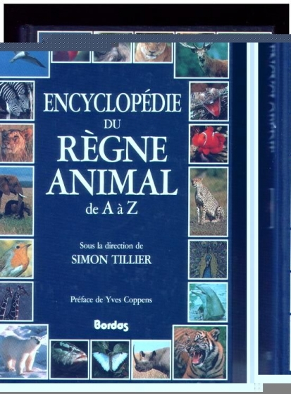 Encyclopédie Du Règne Animal