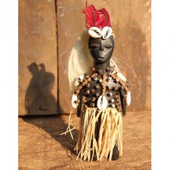 Masque traditionnel africain