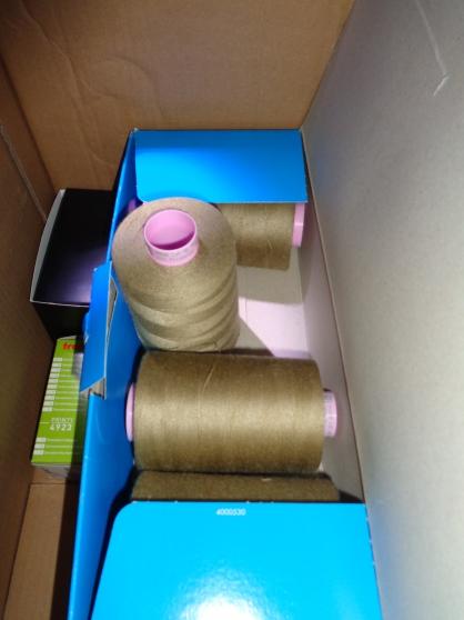 Fils à coudre Core Spun polyester
