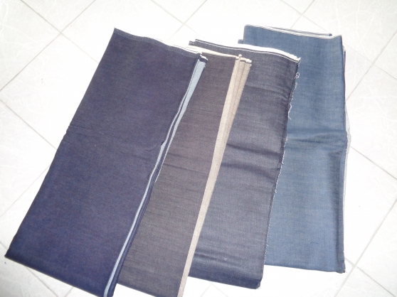 Tissus jeans