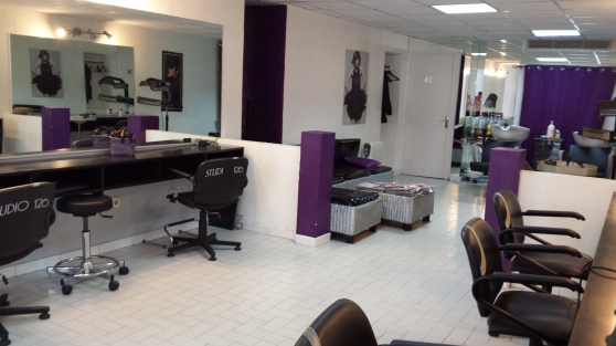 Salon de coiffure ou fonds de commerce immobilier a vendre for Salon professionnels