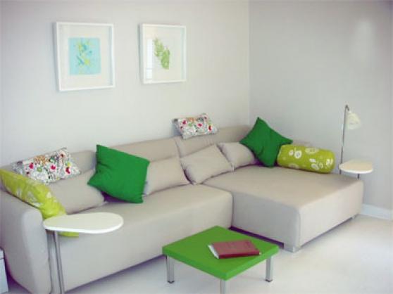 Studio meublé- 25m² à Paris