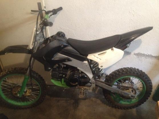 Annonce occasion, vente ou achat 'Dirt bike'