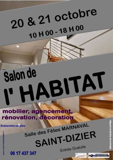 Salon de l'Habitat à Saint-Dizier