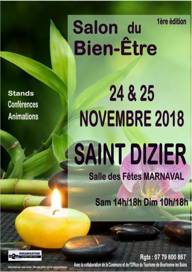Salon du Bien-Être à Saint-Dizier