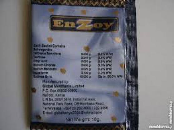 enzoy et viagra