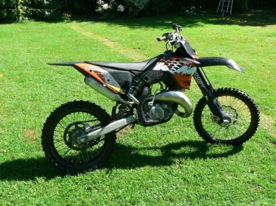 Annonce occasion, vente ou achat 'Moto Ktm 144 Sx Us'