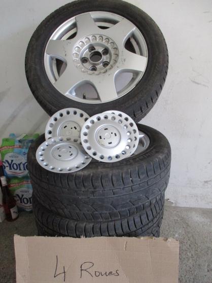 Annonce occasion, vente ou achat '4 roues complètes'