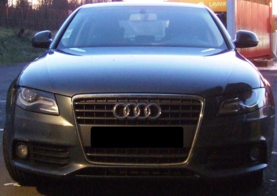 Annonce occasion, vente ou achat 'Berline Audi A4'