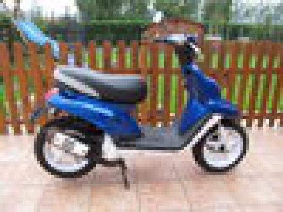 scooter spirit bleu orage.