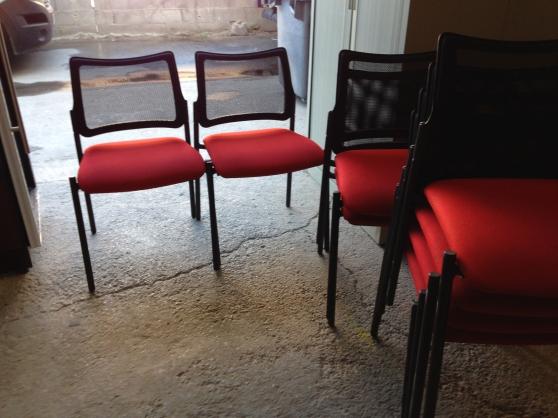 Annonce occasion, vente ou achat 'Lot de 8 chaises'