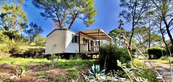 Annonce occasion, vente ou achat 'Camping ouvert à l'année à 15 min plages'